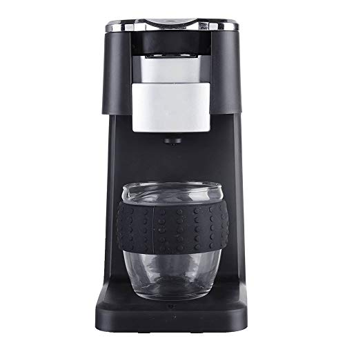 FXX Kaffee-Maschine, 220V Elektro-Kapsel Druck Espressomaschine Kaffeemaschine Haushalt Kaffeemaschine Handespressomaschine für Heim