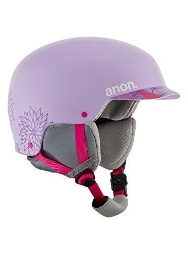 Anon Mädchen Scout Snowboardhelm, Spring Purple EU, M