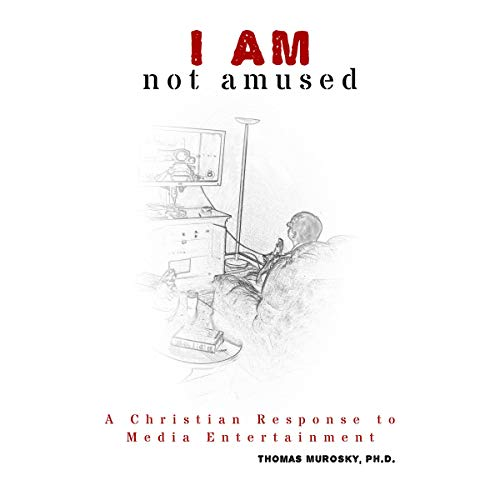 I Am Not Amused audiobook cover art