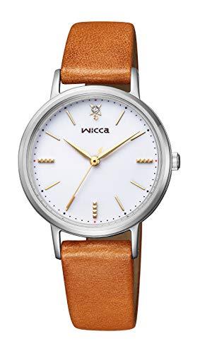 [シチズン] 腕時計 ウィッカ ソーラーテック #ときめくダイヤ KP5-115-10 レディース