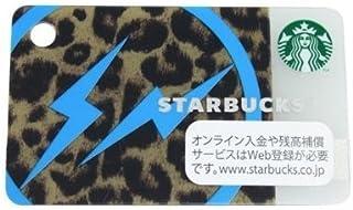 Size【フリー】Fragment Design(フラグメントデザイン) ×STARBUCKS スターバックスカード レオパード【茶青クリア】【新品】