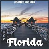 Florida Calendar 2021-2022: April 2021 Through December 2022 Square Photo Book Monthly Planner Florida small calendar