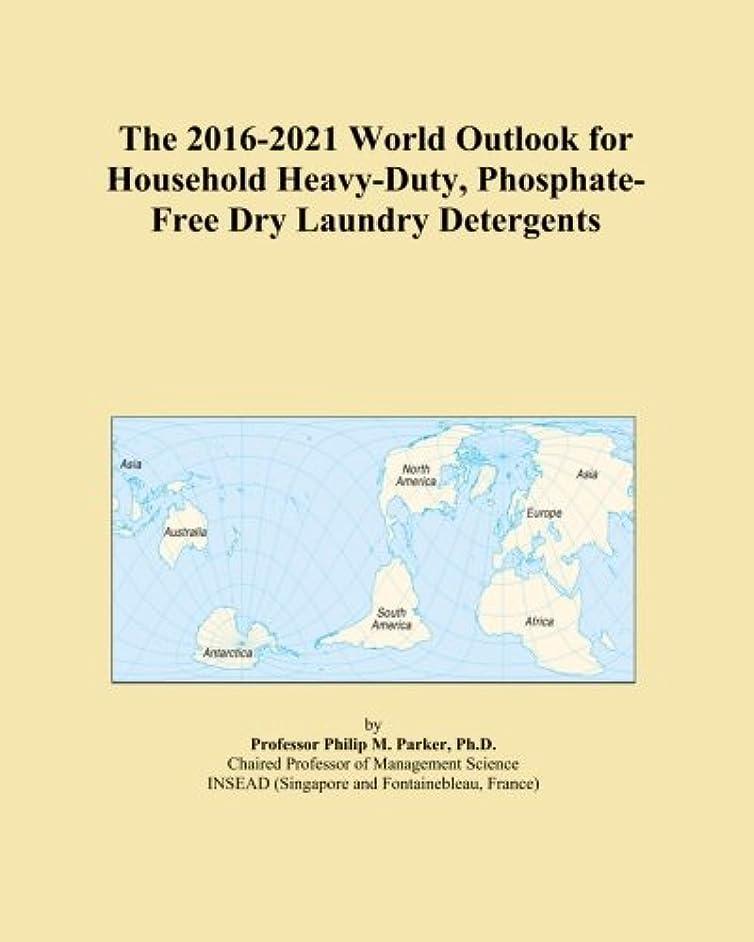 工業化するたまにブランドThe 2016-2021 World Outlook for Household Heavy-Duty, Phosphate-Free Dry Laundry Detergents