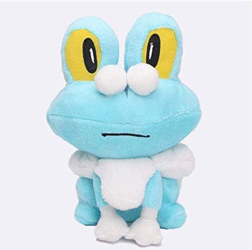 YUNZHI Plush Toys, Mimikyu Raichu Lapras Mew Dragonite Charmander Ditto Oddish Togepi Jigglypuff Mudkip Sylveon Snorlax Stuffed Dolls 17 cm