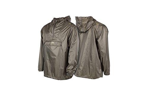 Nash Packaway Waterproof Jacket Größe S C0050 Regenjacke Jacke Rainjacket Rain Jac