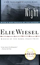 Best night by elie wiesel translated by marion wiesel Reviews