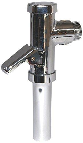 SCHELL 022020699 WC-Spülarmatur SCHELLOMAT / WC Druckspüler 3/4'', verchromt , ab 1,2bar, 6l, 1-1,3l/s, ,28 x 26mm , Hebel, Spülstromregulierung, Automatische Düsenreinigungsnadel, Rohrunterbrecher