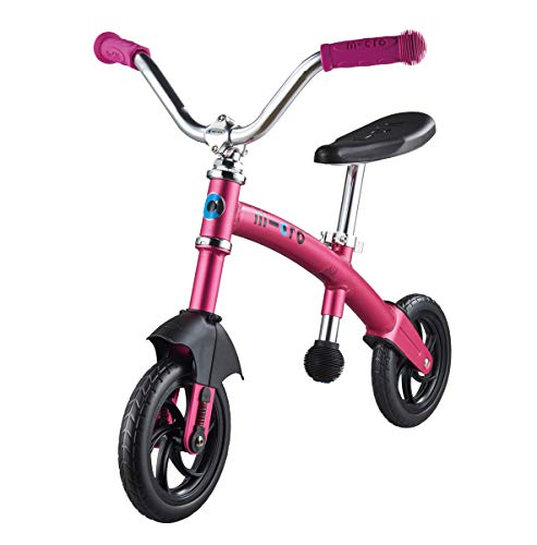 Micro Mobility GB0023 g-bike chopper deluxe loopfiets, roze