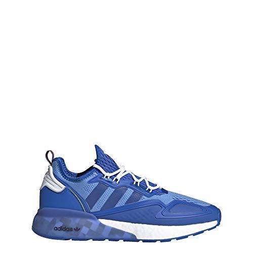 adidas Ninja ZX 2K Boost Shoes Men's, Blue, Size 8.5