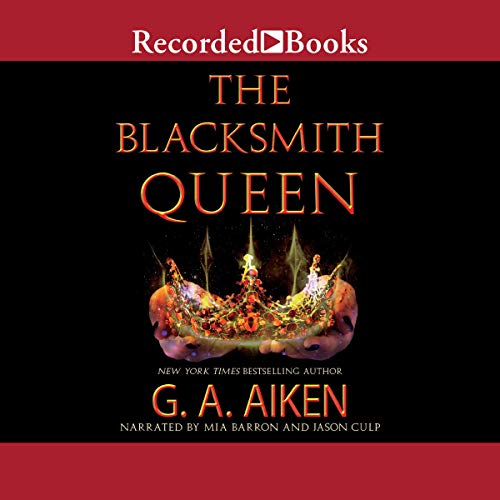 The Blacksmith Queen cover art