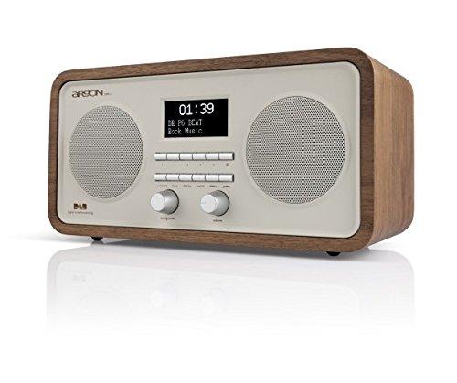 Argon DAB+UKW Radio DAB3+ V5 Kirsch