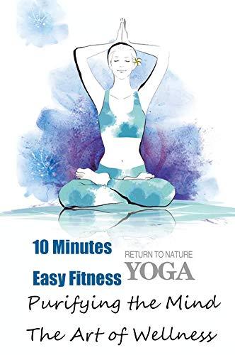 Ten Minutes Easy Fitness Yoga (English Edition) ⭐