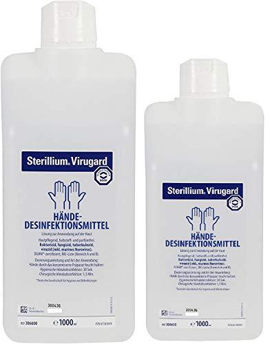 Sterillium Paul Hartmann Virugard, (2 x 1 Liter) im 2er Pack