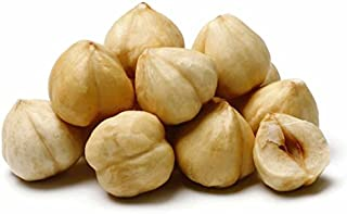NUTS U.S. - Roasted, Unsalted, Blanched Turkish Hazelnuts (4 LB)