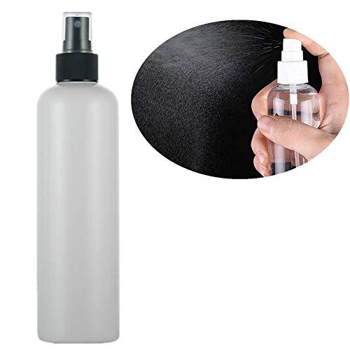 HEELPPO Spray Vide Flacon Spray Vide Flacon Recipient Cosmetique Flacon Vide Spray Bottle Fuite Preuve Pulvérisation Bouteille Liquide Vaporisateur Vaporisateur Vide Bouteille White
