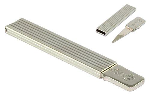 Pflegehome24® Zahnstocher mit Silberblatt Gesamtlänge ca. 5,5cm - Zahnreiniger