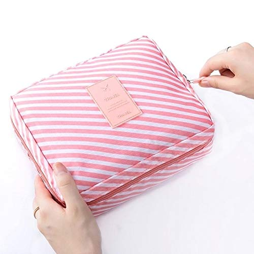 Printing Makeup Bags With Multicolor Pattern Women Cosmetic Bag Case Make Up Organizer Toiletry Storage Travel Wash Pouch