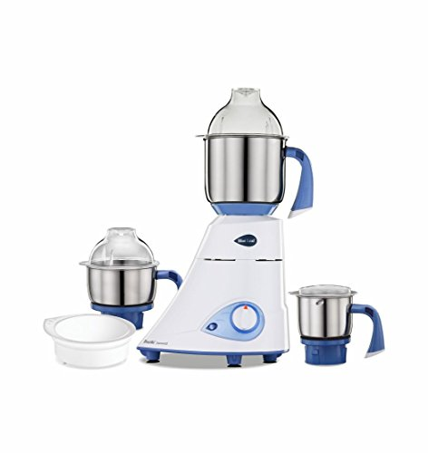 Preethi Blue Leaf Diamond 750-Watt Mixer Grinder...