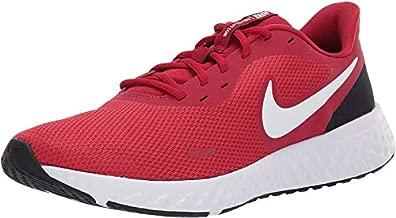 Nike Men's Revolution 5 Running Shoe, Gym Red/Whiteblack, 13 Regular US