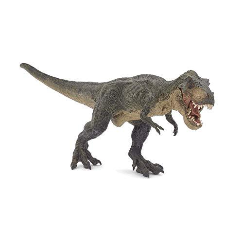 Papo 55027 - Laufender T-Rex, Spielfigur, grün