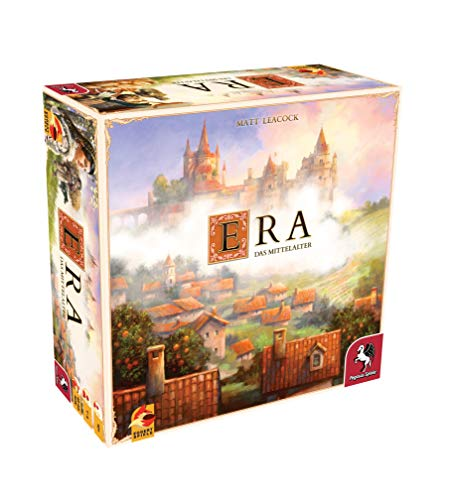 Pegasus Spiele 54570G - ERA - Das Mittelalter (eggertspiele)