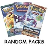 Pokemon Trading Card Game 3 Random Booster Packs Chance at Vintage Pack! Sold and Shipped by Dan123yal Toys+