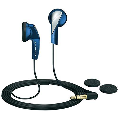 Sennheiser 505435 In-Ear Micro-Kopfhoerer, blau