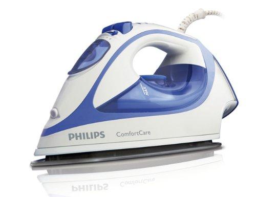 Philips GC2710/02 Comfort Care Dampfbügeleisen (2000 W, 30g/min Dauerdampf) blau