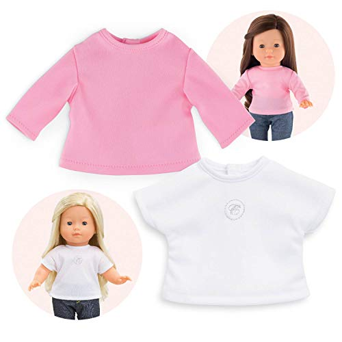 ma Corolle - 210130 - 2 t-shirts pour poupée ma Corolle