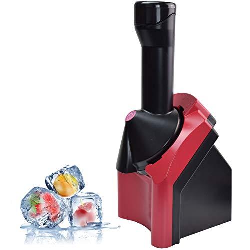 Gino Gelati FIM-300W Eismaschine für Gefrorene Früchte und Sorbet Maker, Kunststoff