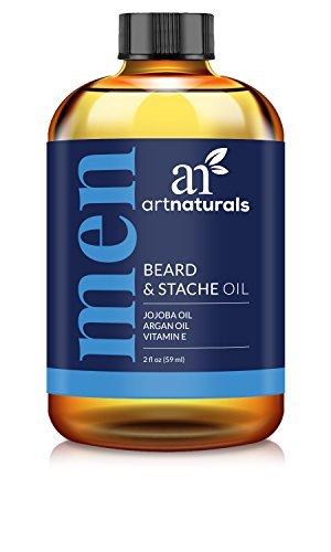 ArtNaturals Organic Beard Oil Conditioner for Men - 100%...