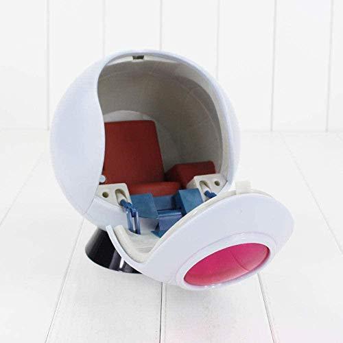 YYHJ Modell- Geschenk Spielzeug Sammlerstück Geschenk Dragon Ball Z Sangoku Vegeta Trunks Vegetto Zamasu Gefrierschrank Pod Pod Modell Krillin Piccolo Lazuli Stil Spielzeug D-Space Pod No Box