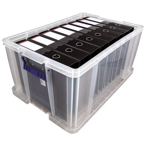 Bankers Box ProStore Plastic Storage Box - 70 Litre (30 x 48 x 38.5cm)