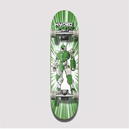 Hydroponic Robot Complete Skate 8.125' Green