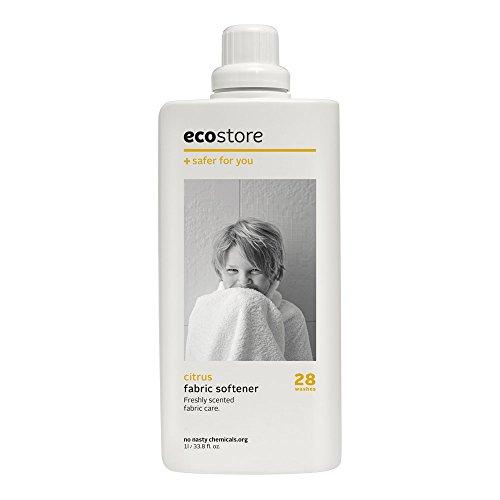 ecostore(エコストア) ファブリックソフナー 【シトラス】 1L 柔軟仕上げ剤