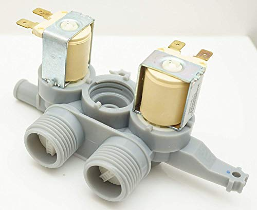 Edgewater Parts WH13X22314, WH13X10053 Water Inlet Valve Compatible with General Electric Washer AP5957585, PS10065341,