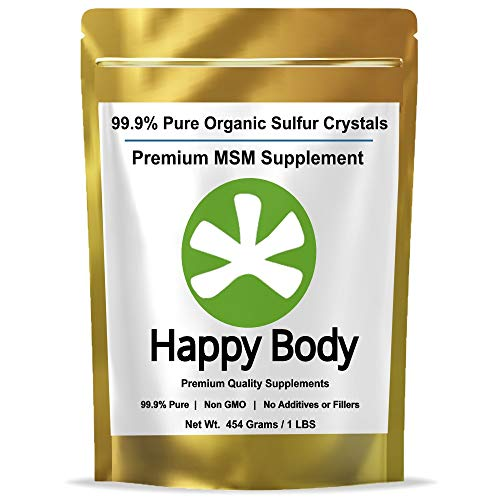 ✔ PREMIUM QUALITY: Organic Sulfur Crystals Are Pure, High-Performance, Additive-Free MSM That Are Minimum of 99.9% Pure. The True, Premium Organo-Sulfur Supplement ✔ CERTIFIED PURITY: A minimum of 99.9% Pure MSM. ZERO Fillers. ZERO Additives. ZERO Bi...