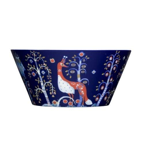 Iittala Taika, Bol diamètre 26 cm, Bleu, Taille Unique
