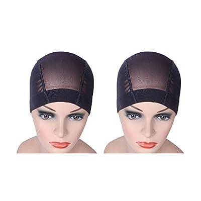 Gorra de malla negra