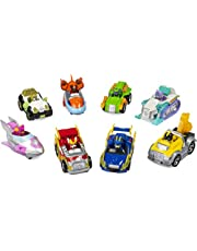 PAW Patrol, True Metal Mighty Pack of 8 Collectible Die-Cast Vehicles, 1:55 Scale