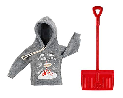 The Elf on the Shelf Claus Couture Snow Day Shovel 'N' Play