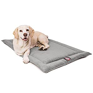 24″ Villa Vintage Crate Dog Bed Mat By Majestic Pet Products