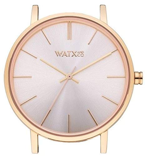 Watx&Colors Granite Damen Uhr analog Quarzwerk mit Armband WXCA3011