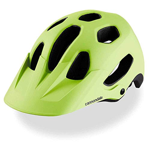 Cannondale Ryker MTB Fahrrad Helm gelb 2020: Größe: L/XL (58-62cm)
