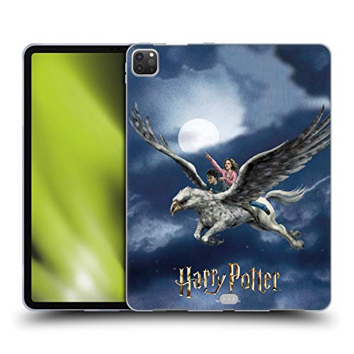 Head Case Designs Officially Licensed Harry Potter Flying Buckbeak Prisoner of Azkaban VI Soft Gel Case Compatible with Apple iPad Pro 12.9 (2020)