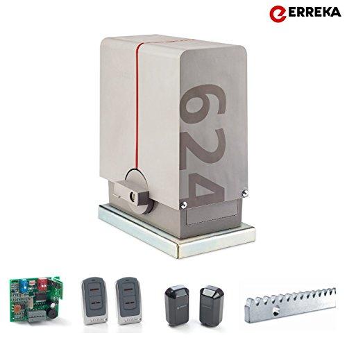 Kit Motor Erreka Puerta Corredera Lince 600 LIS624