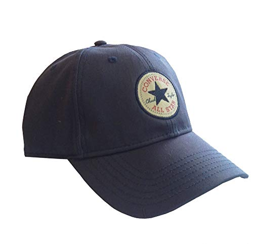 Converse Unisex Core Baseball Cap, Blau (Navy 526584), (Herstellergröße: One Size)