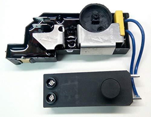 Interruptor + regulador de velocidad electrónico para Bosch GSH 11 E,10C,5 CE, GBH 11DE,GBH 5 DCE, 5/40 DCE, Berner BCDH-11, WÜRTH MH 10-SE, Spit 355 390 455 490 750