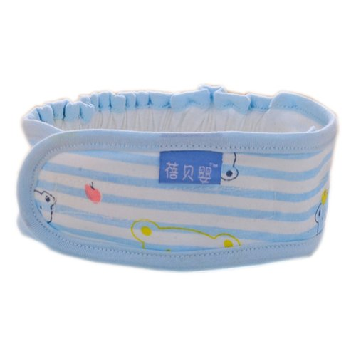 Snappi Lot de 3 attaches pour couches pour bébé Bleu
