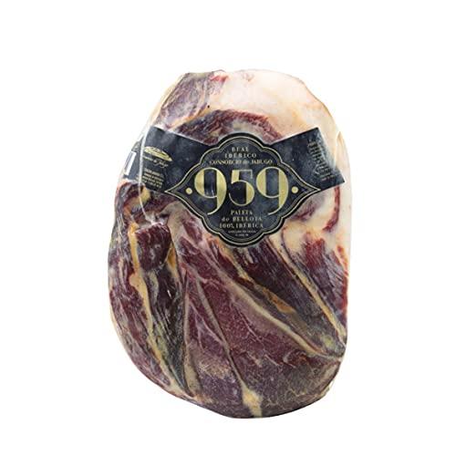 2.5 KG, Paleta de Bellota 100% ibérica, 'DESHUESADA', 100% Natural, de 'JABUGO ', 959